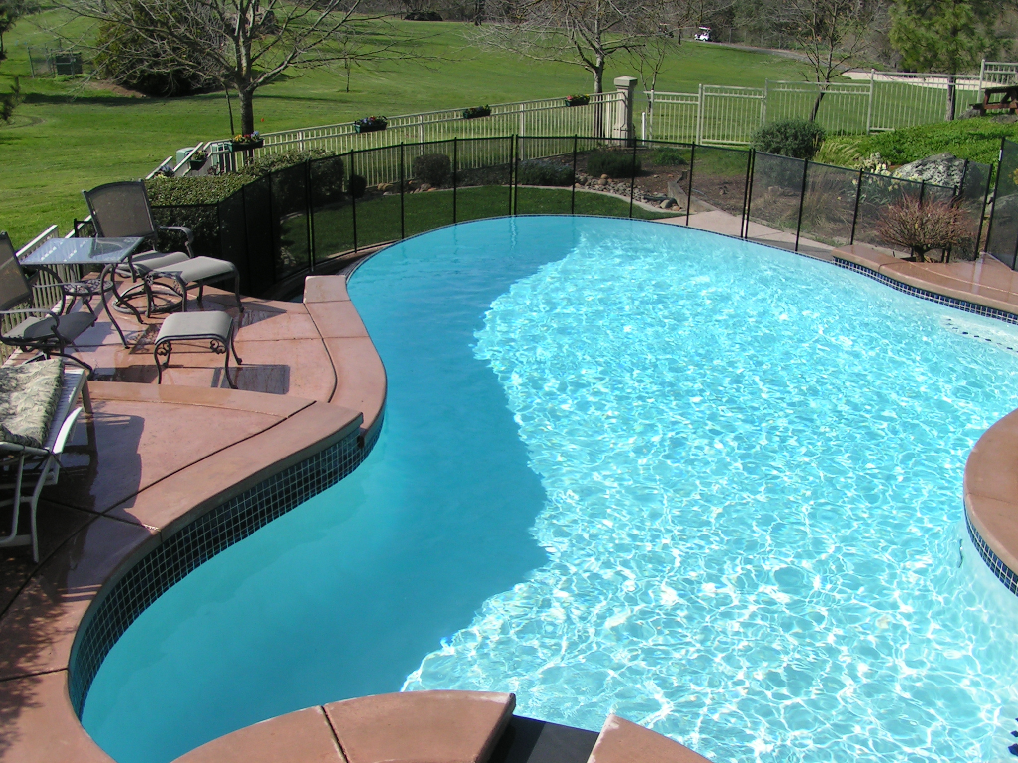 Why build a swimming pool in your Sacramento back yard Here are some reasons