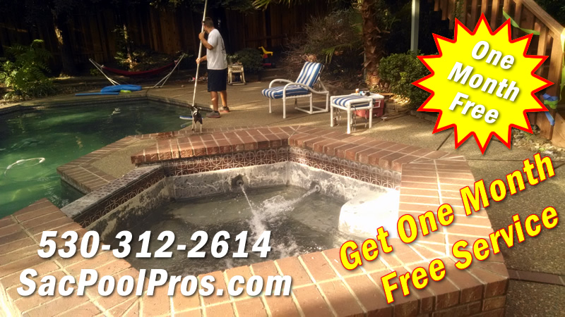 Pool Service Year Round In Sacramento