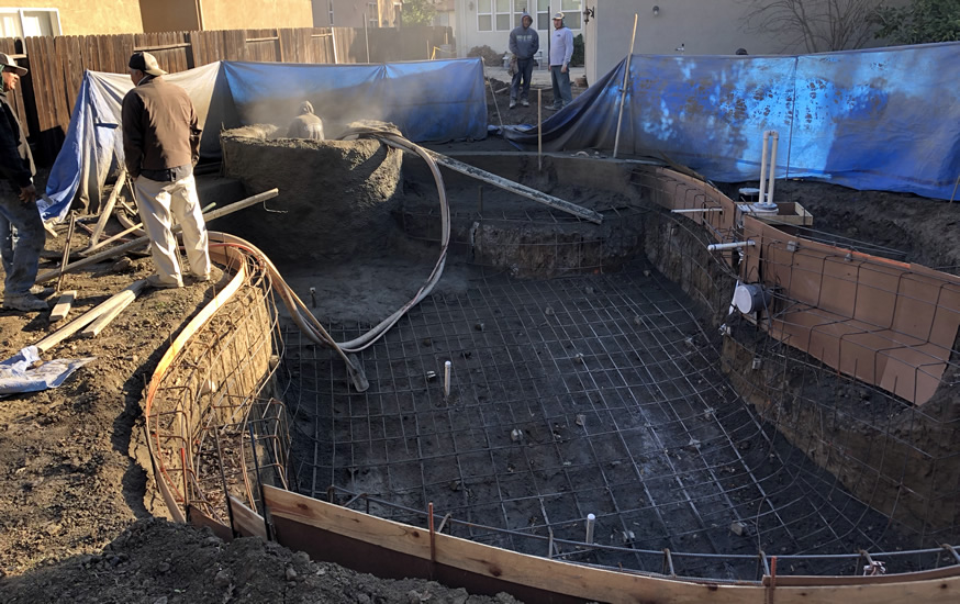 Why You Should Consider Getting a Freeform Gunite Swimming Pool